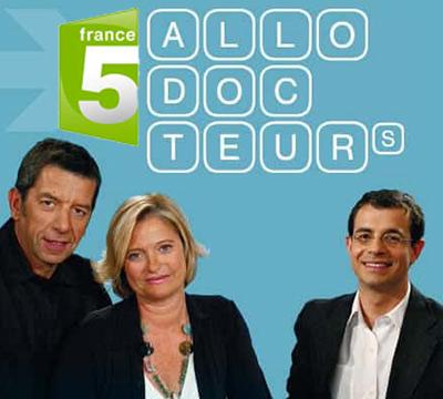 France 5 – Allo Docteurs
