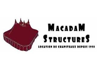 Macadam-structures
